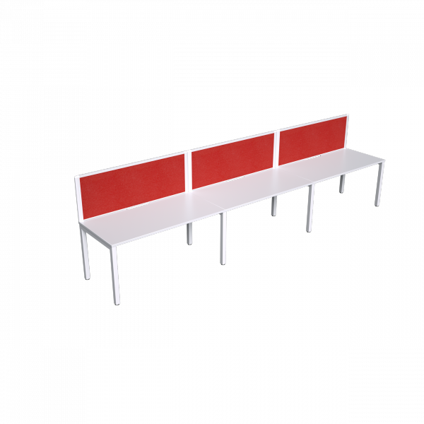 RTG ST-Inline Single 3 person with RubyRed Screen
