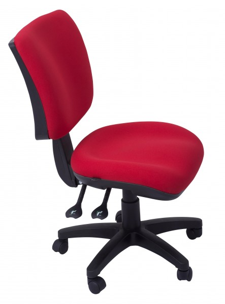 FEST50- Red – Medium Back Operator Chair (2)