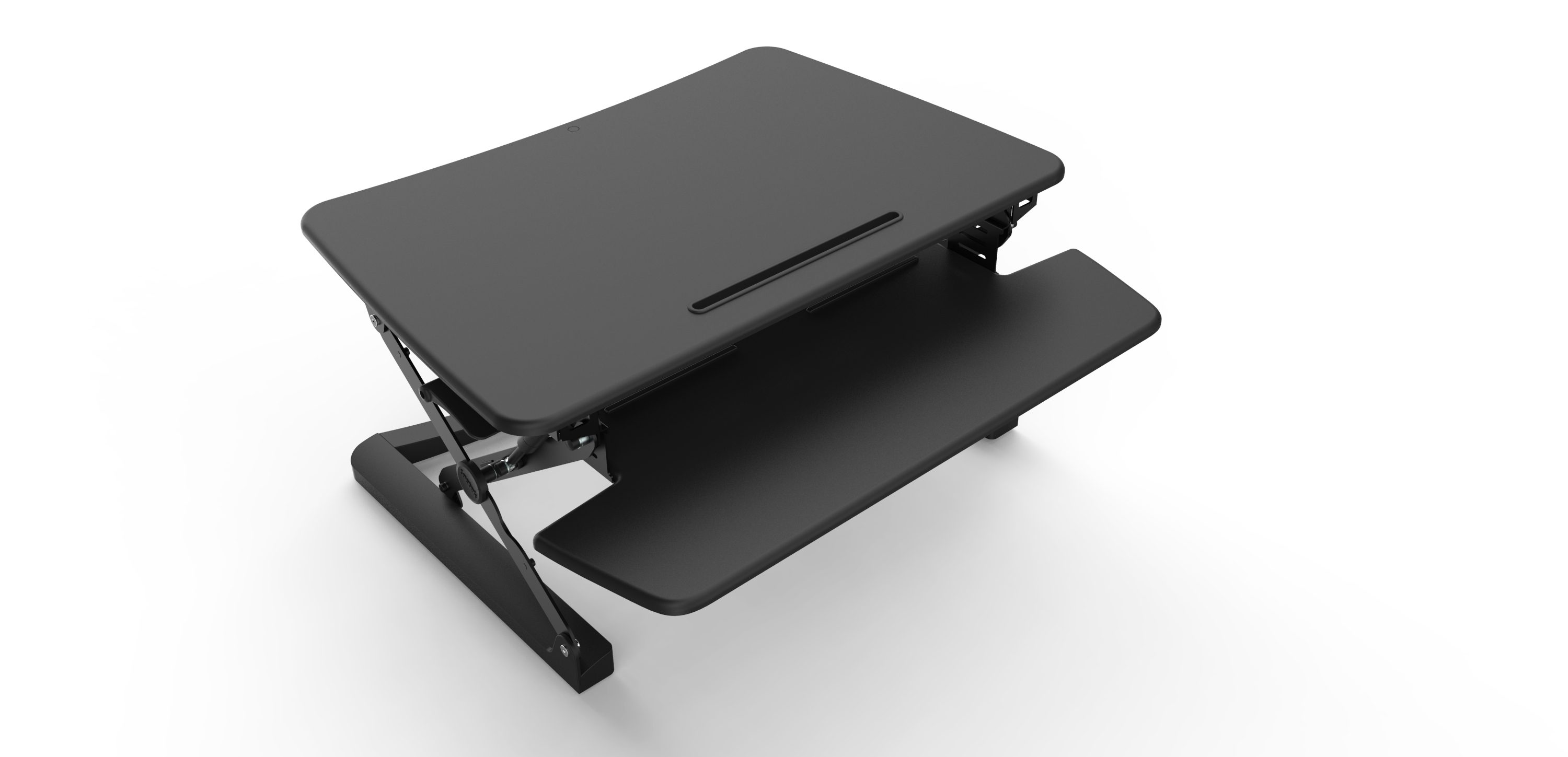 Rapid Riser Sit Stand Desk Office Direct Qld