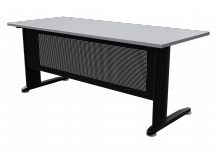 Metal Frame Desks