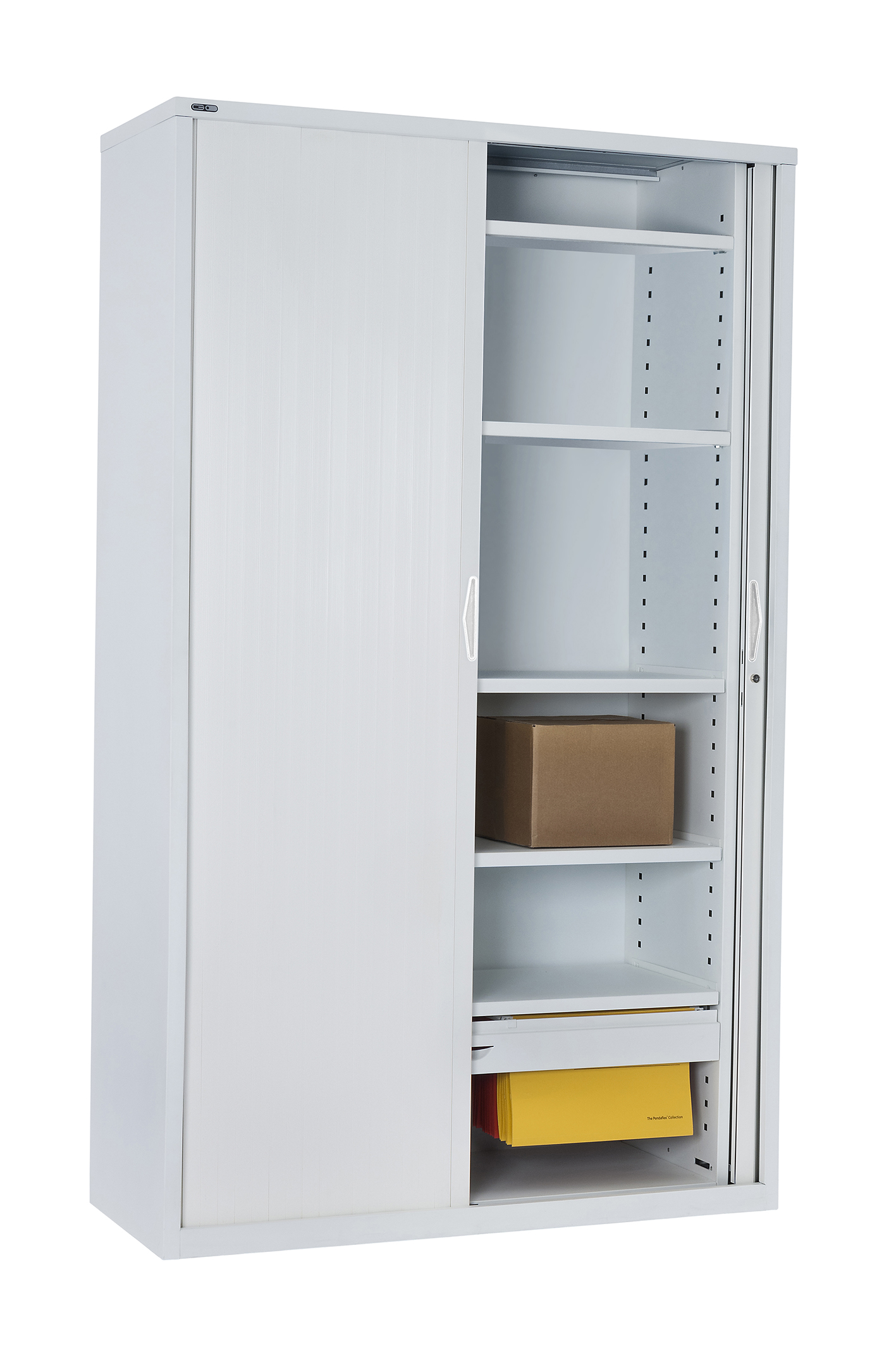Fe Go Tambour Door Cabinets Office Direct Qld
